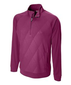 Another great find on #zulily! Plum DryTec Langley Pullover - Men #zulilyfinds
