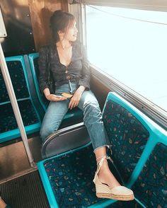 On Way Ticket to L.A  @jeannedamas  @askadeline #CaVaLarsRD
