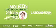 """Eventi News 24: LAZIO WAVE - SIMONA MOLINARI CHIUDE IL TOUR """" LA FELICITA"""" ALL'AUDITORIUM PARCO DELLA MUSICA DI ROMA, 29 GENNAIO 2014, ORE 21.00 http://www.eventinews24.com/2014/01/lazio-wave-simona-molinari-chiude-il.html"""