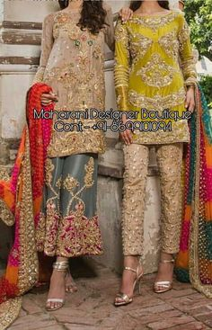 Souchaj Pakistani Couture Souchaj Pakistanische Couture The Effective Pictures We Offer You About clothes for women over 30 A quality picture can tell you many things. Pakistani Party Wear Dresses, Pakistani Wedding Outfits, Pakistani Wedding Dresses, Pakistani Dress Design, Bridal Outfits, Indian Outfits, Pakistani Mehndi Dress, Pakistani Designers, Trajes Pakistani
