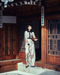 Bae Yoon-young // Vogue Korea