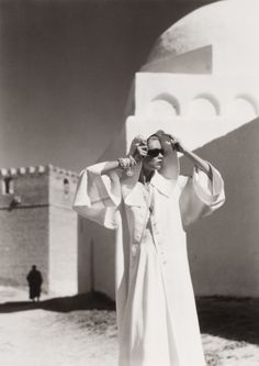 Photo: Louise Dahl-Wolfe, 1950.