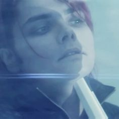 Gerard Way as Party Poison in the SING music video. Okay this bit always kills me.