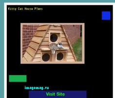 Kitty Cat House Plans 210846 - The Best Image Search