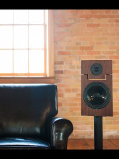 TheFusion from VintageSound Labs with isolated cabinets dampened using sheep wool. Engineered in Canada. Music Speakers, Hifi Speakers, Audio Design, Sound Design, Home Cinemas, Loudspeaker, Audiophile, Labs, Home Organization