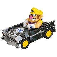 Mario Kart Pull Speed