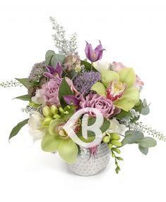 Livrare Aranjament Aluzie la delicatețe trandafiri astrantia frezii Floral Wreath, Wreaths, Interior, Home Decor, Floral Crown, Decoration Home, Door Wreaths, Indoor, Room Decor