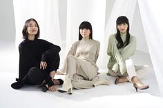 Perfume Jpop, Phase 2, Yesterday And Today, Pta, Poses, Figure Poses