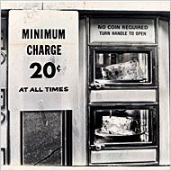THE AUTOMAT We're not talking about Bamn, the new version on St. Marks Place. We're talking about the old-school Horn & Hardart Automats, the last of which was on 42nd Street and Third Avenue and closed in 1991. The ones with the chrome-plated knobs and food behind little windows.