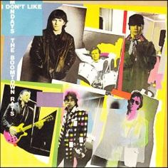 "Boomtown Rats - ""I Don't Like Mondays"" (1979) 7"" vinyl"