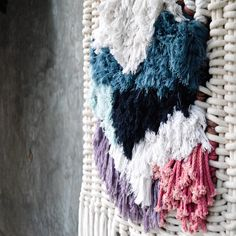 Texture #macrame by www.ranrandesign.com