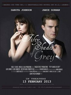 Fifty Shades-  No more delays... Let's get this party started