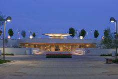Monona Terrace, Madison WI Inspired by Frank Lloyd Write.