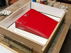 Image result for how to make a mold for a concrete sink