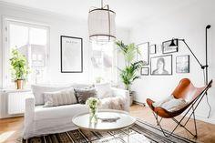 Als je dol bent op een Scandinavisch interieur is dit je droomhuis - Roomed