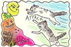 Inspector Scrambles in Dreamland part 2 - start from the beginning at http://sorrykatari.com/web-comics