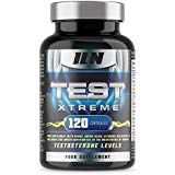 Iron Labs Nutrition, Test Xtreme – Contains Zinc which contributes to normal Testosterone Levels – 120 Capsules Natural Testosterone, Testosterone Booster, Testo Booster, Labs, Nutrition, Iron, Labradors, Labrador
