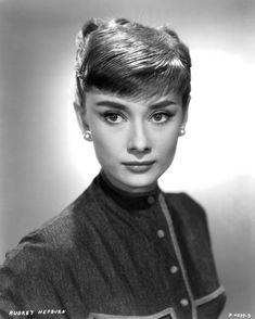 "Audrey Hepburn ""Roman Holiday"" - Photo by Bud Fraker"