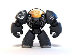 vinyl toys | customizable vinyl toy series by Blizzard Entertainment: n00zb vinyl ...