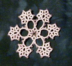 SCMR Flowers Snowflake