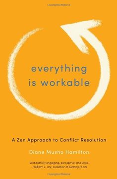 Another great integral approach!  Love Diane Everything Is Workable: A Zen Approach to Conflict Resolution by Diane Musho Hamilton,http://www.amazon.com/dp/1611800676/ref=cm_sw_r_pi_dp_-AVXsb1B2HGTXGKH