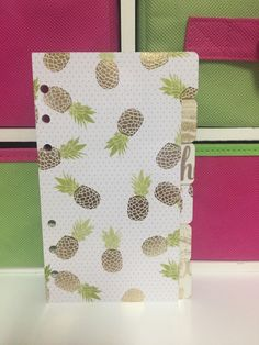 A personal favorite from my Etsy shop https://www.etsy.com/listing/278271546/gold-foil-pineapple-theme-multi-design