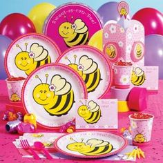 Birthday Express From 2000 Bumble Bee Party For Detailed Information Click On The Picture