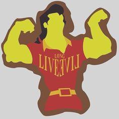 Long Live Evil Descendants 2 Gaston's son Gil