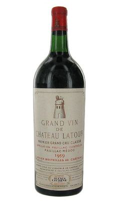 Vintage Wine Chateau Latour - First Growth. Premier Grand Cru Classe in Wine And Liquor, Wine And Beer, Whisky, White Wine, Red Wine, Chateau Latour, Wine Chateau, Wine Searcher, Vintage Wine