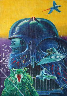 Star Wars hungarian poster