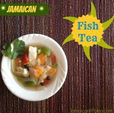Fish tea paleo fish soup for Fish tea soup
