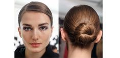Decide on the Right Bridesmaids Hairstyles and Have the Best Looking Wedding Entourage! Wedding event Hairstyles - What Hair Style Is the Best For You? A Guide to Vintage-Inspired Wedding Hairstyles -- Be sure to look into this awesome item. Low Bun Hairstyles, Hairstyles For Round Faces, Wedding Hairstyles, Bridesmaids Hairstyles, Formal Hairstyles, Natural Hair Styles, Short Hair Styles, Cool Haircuts, Bridesmaid Hair