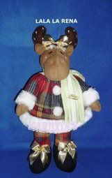 Rena Navidad Cocoa, Christmas Ornaments, Holiday Decor, Chocolates, Pasta, Reindeer, Arabesque, Diy And Crafts, Baby Dolls