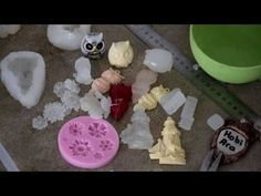 Epoxy Floor, Candels, Diy Molding, Resin Crafts, Silicone Molds, Diy And Crafts, Polymer Clay, Birthdays, Porcelain