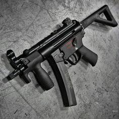 H&K's MP-5