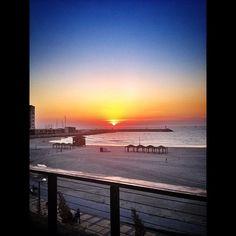 from the Terrace at Dan Accadia Israel, Terrace, Dan, Social Media, Celestial, Sunset, Outdoor, Instagram, Balcony
