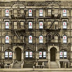Physical graffiti / Led Zeppelin / CD 2.LED 40