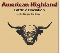 American Highland Cattle Association - terms and conditions