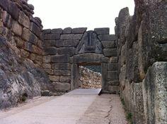 Αρχαιολογικός Χώρος Μυκηνών (Archaeological Site of Mycenae) in Μυκήνες