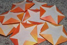 Dodecahedron Star Lantern {Tutorial} - Happiness is Homemade