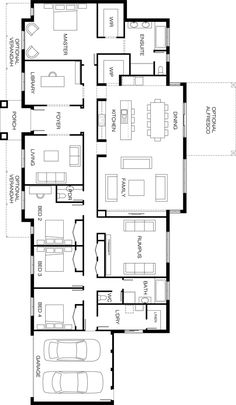modern home decor bedroom house plans, house design Shop House Plans, Dream House Plans, Modern House Plans, Shop Plans, House Floor Plans, Master Bedroom Layout, Bedroom Layouts, House Layouts, Bedroom House Plans