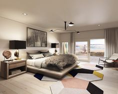 Here is the recently released bedroom rendering for Gurney's residences in Montauk. Ocean view included! Paperfarm imagery and art direction. Funny to see these in print elsewhere and see many not sure if it's real or a rendering. We love to blur that line. But we will tell the truth it is a rendering not a photo! #visuals #interiordesign #newyork #montauk #hamptonsrealestate #hamptons #rendering #cgi #graphics #graphicdesigner #studio #architecture #bedroom #beach #luxury #luxurylifestyle…