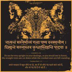 Chanakya Neeti Shlokas- Top Chanakya Niti Quotes with Meaning in Hindi Hinduism Quotes, Sanskrit Quotes, Sanskrit Mantra, Gita Quotes, Vedic Mantras, Sanskrit Words, Karma Quotes, Affirmation Quotes, Spiritual Quotes