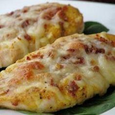 Easy Honey Mustard Mozzarella Chicken - Recipes, Dinner Ideas, Healthy Recipes & Food Guide