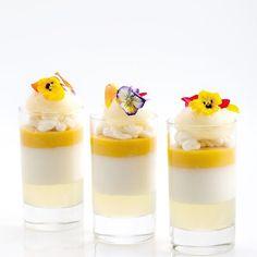 Lime gelee Coconut panna cotta  mango Cremeux  coconut whipped ganache passion fruit foam #sooninbachourbb #verrines #TagsForLikes #Bachour #bachourchocolate #bachourchocolatebook #bachoursimplybeautiful #chocolate #theartofplating #chefstalk #chefsofinstagram #gastroart #antoniobachour #bachour1234 #valrhona by bachour1234