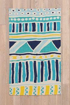 Magical Thinking Bauhaus Stripe Rug