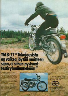 Tunturi_Super_TM_5_1978 | Flickr - Photo Sharing!