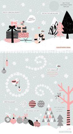 50% Off Christmas Graphics Sale by ViaGrafikaCo. on @creativemarket