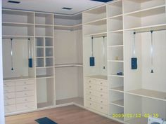 Ideas For Clothes Organization Diy Closet Master Bedrooms Bedroom Closet Design, Master Bedroom Closet, Wardrobe Design, Closet Designs, Master Bedrooms, Bedroom Wardrobe, Wardrobe Closet, Closet Storage, Closet Organization
