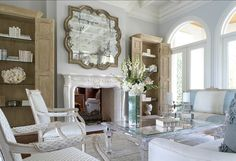 French Inspired Home
